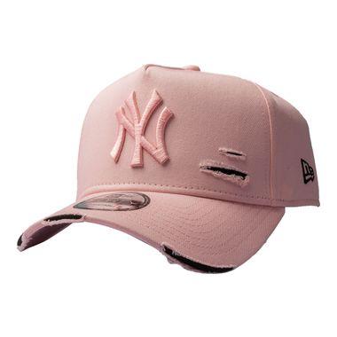 Bone-New-Era-9Forty-Destroyed-MLB-New-York-Yankees-Strapback-Rosa