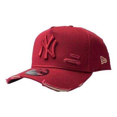 Bone-New-Era-9Forty-Destroyed-MLB-New-York-Yankees-Strapback-Vermelho