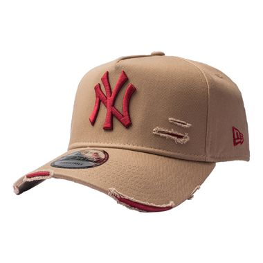 Bone-New-Era-9Forty-Destroyed-MLB-New-York-Yankees-Strapback-Marrom