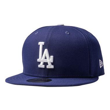Bone-New-Era-59Fifty-MLB-Los-Angeles-Dodgers-Azul