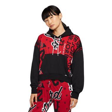 Blusao-Jordan-Ess-Fleece-Feminina-Vermelho