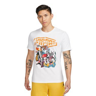 Camiseta-Jordan-Vault-Masculina-Branca