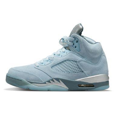 Tenis-Air-Jordan-5-Retro-Feminino-Azul