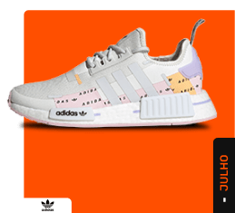 tenis adidas nmd r1 crystal white clear pink feminino menu calendario